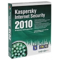 Антивирус Kaspersky Internet Security 2010, 12 месяцев,  2 ПК
