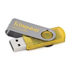 Флешка Kingston 8Gb DataTraveler 101Yellow