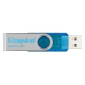 Флешка Kingston 4Gb DataTraveler 101Cyan