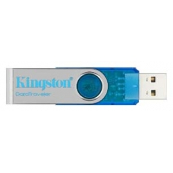 Флешка Kingston 2Gb DataTraveler 101Cyan
