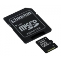 Флешкка Kingston 32Gb microSDHC class 4