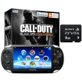 Игровая приставка PS Vita Sony PCH-1008/ZA01 Wi-Fi+4GB+CoD BlackOps Declassified